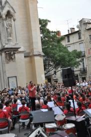 5-Jeune Orchestre d'Harmonie 2ème cycle, direction Jean-Loup Grégoire (Ph. sadik FARABI )